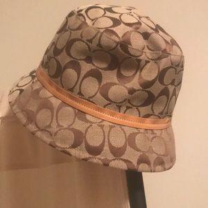 Coach designer hat